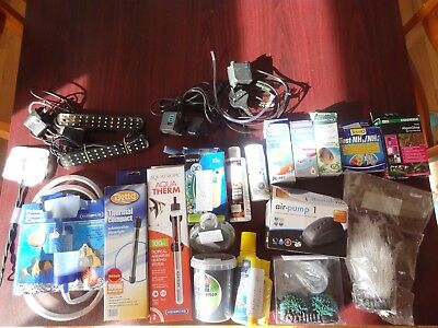 Tropical Marine Aquarium ENTIRE KIT 2x Nutriculture Pumps + EVERYTHING IN PHOTO!