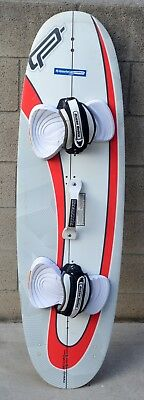 Ocean Rodeo Mako 140X40Cm Kiteboard Kite Surfing Board With Fins And Bindings