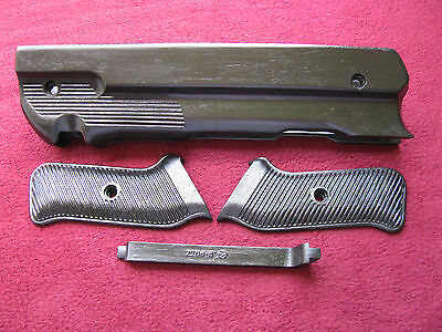 WWII German BAKELITE FORE GRIP FOR MP40