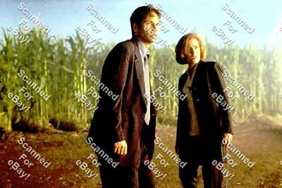 The X-Files - David Duchovny - Gillian Anderson - 35mm Color Slides - 3 Slides
