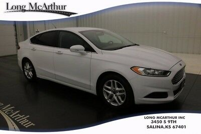 2013 Ford Fusion FWD 4 DOOR SE SEDAN MSRP $24515 REMOTE KEYLESS ENTRY FRONT BUCKET SEATS HEATED DOOR MIRRORS ALLOY WHEELS