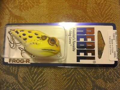 Vintage fishing lure