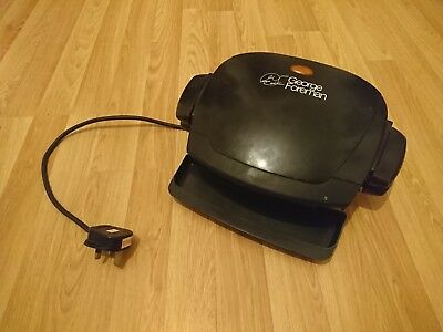 George Foreman 14066 Indoor Grill with Removable Plates