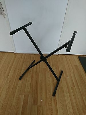 X Frame Keyboard Stand, home studio equipment