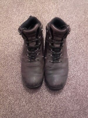 Mens Peter Storm Walking Boots size 10