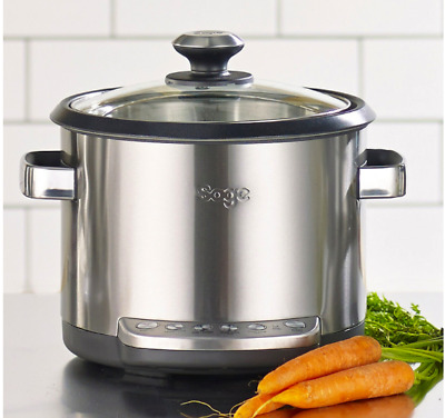 Sage™ The Risotto Plus™ 3.7L Multi & Slow Cooker BRC600UK NEW BOXED