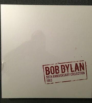 Bob Dylan - 50th Anniversary Collection1963 Box Vinyl 6 LP - beschädigt/damaged