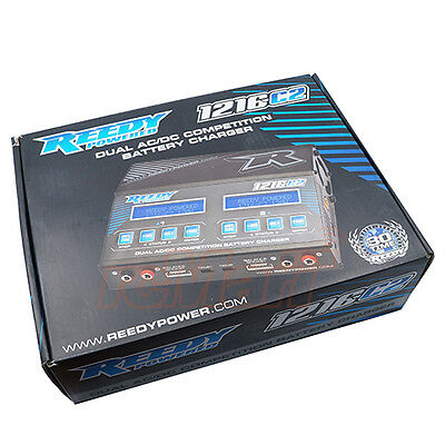 Reedy 1216-C2 Dual AC/DC Comp. Charger