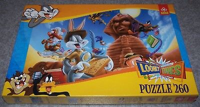 Puzzle Looney Toons Bunny Bip-Bip Trefl 260 Pieces Neuf Sous Blister