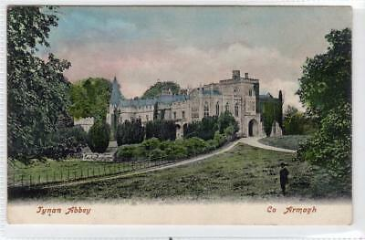 TYNAN ABBEY: Co Armagh Northern Ireland postcard (C31716)