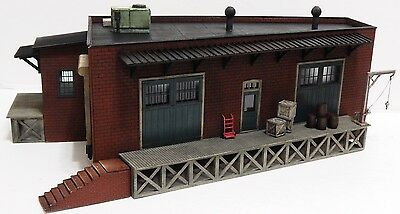 O On30 Scale Craftsman Kit Wilson Freight Transfer
