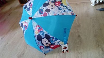 Enfants Parapluie Mickey,Minnie,Sofia le 1er,Spiderman (3609/3611/3445/9469)