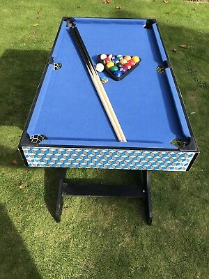Kids Multiplayer Game Table/Pool & Football