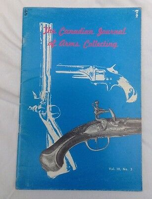 The Canadian Journal Of Arms Collecting