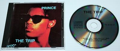 Prince - The Trip - Cd Album - French Release - Outtakes, Rehearsals, Live - Npg