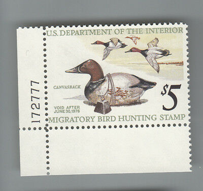 U.S.A. # RW42  MNH  Duck stamp MOG NH...2 scans