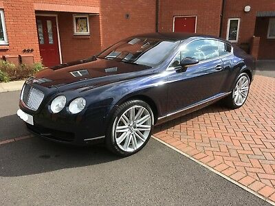 "Bentley Continental Gt 2004 - Low Miles, 21"" Speed Alloys"