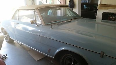 1966 Ford Galaxie 500 1966 Ford Galaxie 500 Convertible