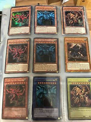 Yugioh Card Bundle Huge Clearout Selling Old Collection