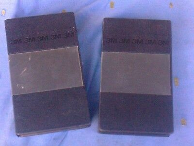 14 Shockproof VHS cases by 3M in good condition.