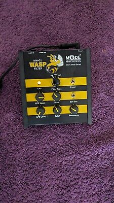 Mode Machines MW-01 EDP WASP Analog Filter VCF - VERY RARE - DISCONTINUED