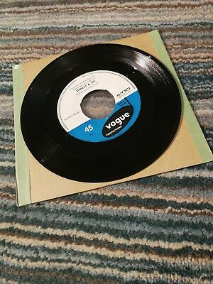 "Shirley & Lee Let Rock All Nite b/w Don't You Know I Love You 7"" 45"