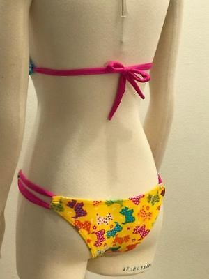 Hayden Panettiere Worn Personally Owned Orange Pink Bikini Bottom Size Small