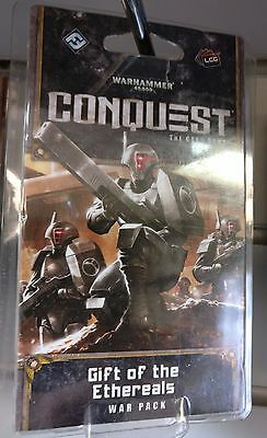 BoH Card Game CONQUEST Warhammer 40,000 GIFT OF ETHEREALS War Pack Expansion LCG