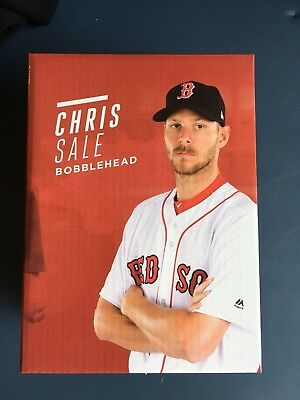 Chris Sale Bobblehead Red Sox