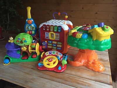 Kids VTech Baby Discovery Tree. Great condition with box.