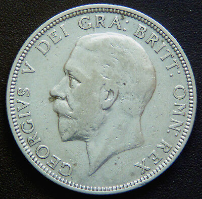 Great Britain George V 1936 Florin