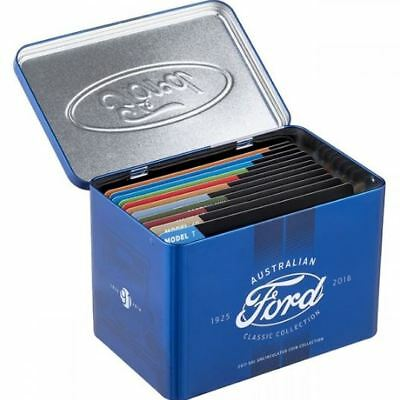 2017 Australia FORD Classic Collection 12 Coin Set Complete In Tin
