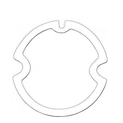 1965 chevy impala bel air biscayne front park l lens gaskets 63 Chevy Impala Parts 64 chevy impala bel air biscayne tail light l lens foam gasket seal pad 1964