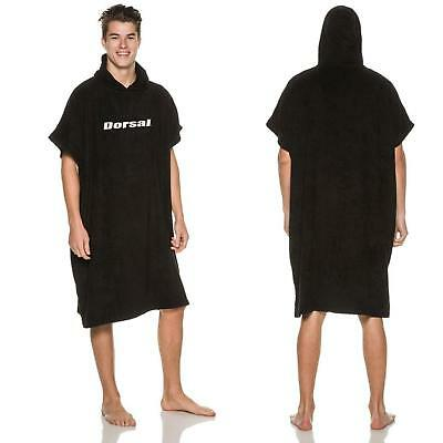 Changing Poncho Surf Beach Swim Wetsuit Robe Thick Towel with Hood