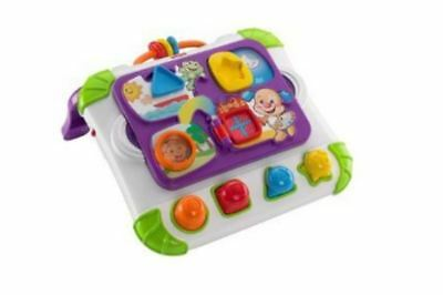 New Fisher Price Laugh & Learn Apptivity Creation Station ipad Learning Station