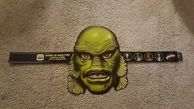 CREATURE FROM THE BLACK LAGOON Universal Monsters 1997 Burger King promo mask