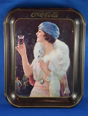 Limited Edition Vintage Coca-Cola Tray. Advertising For Coke.