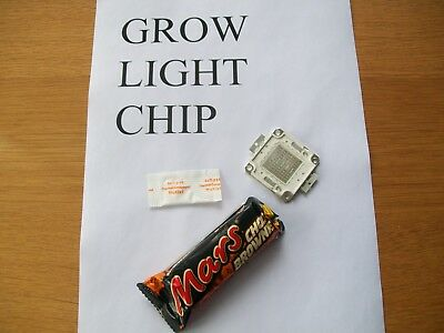 50W LED Grow Light Full Specturm. GROW LIGHT CHIP. GROW LIGHT. LED CHIP.MARS.