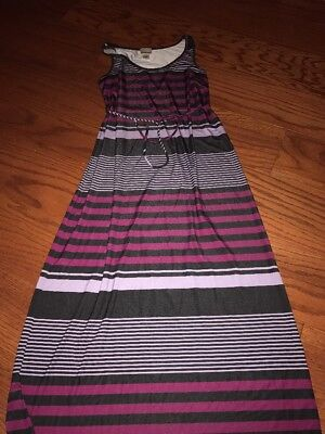 motherhood maternity Maxi dress medium