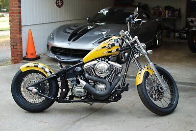 2008 Custom Built Motorcycles Chopper  Backroad Choppers