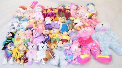 Beanie Kids Huge Bulk Lot of 38 Beanie Kids Toys Includes 2 Extra Large#13164