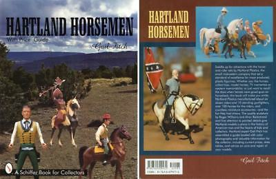 Hartland Horsemen BOOK - Model horses with famous riders - signed by Gail Fitch