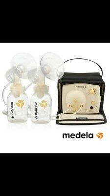 NEW IN BOX Medela Pump in Style Advanced Double Breastpump Starter Set
