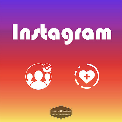 1000-Instagram-Followers-or-3000-Post-Likes | HQ & Fast | CheapSEOSolutions