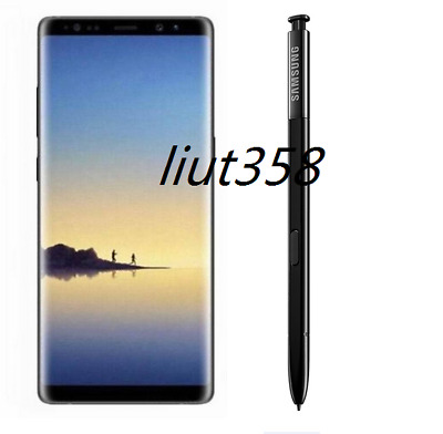 Black OEM Stylus S Pen For Samsung Galaxy Note 8 AT&T Verizon T-Mobile Sprint