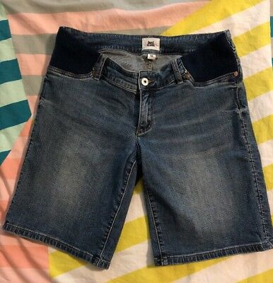 Maternity Shorts 10-12 Just Jeans