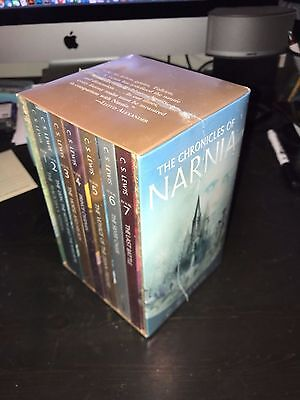 Chronicles of Narnia: The Chronicles of Narnia Set by C. S. Lewis (2002,...