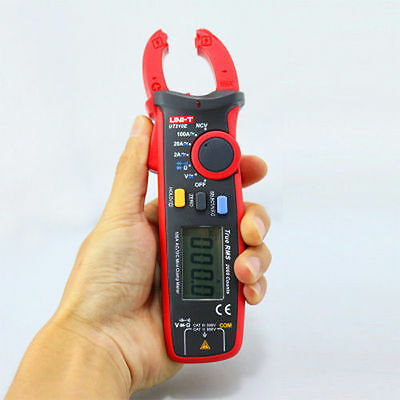 Mini True RMS AC/DC Current Clamp Meters Capacitance Tester UNI-T UT210E AU