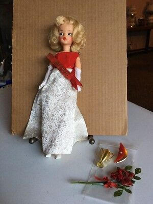 Vintage 1960's Tammy Doll By Ideal America's Sweetheart Outfit