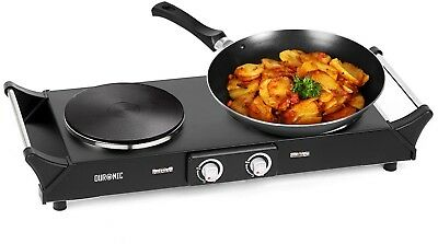 Portable Cooker   Table Top     Hot HP2BK 2500W Black (1500W and 1000W)